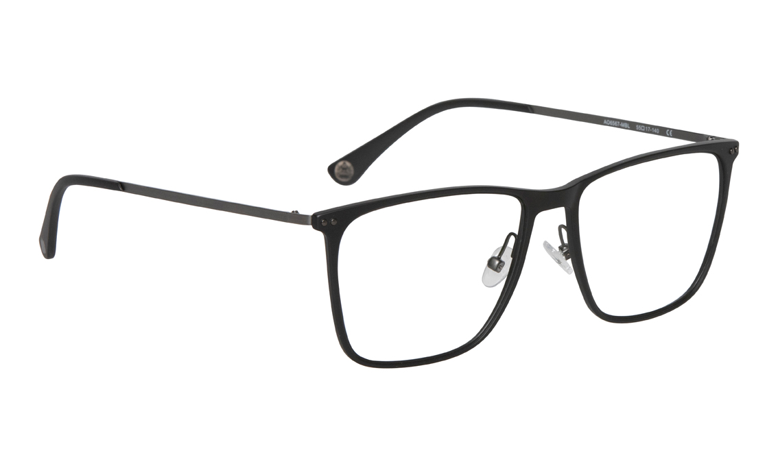uglyfishoptics adults glasses AO6567_MBL_2