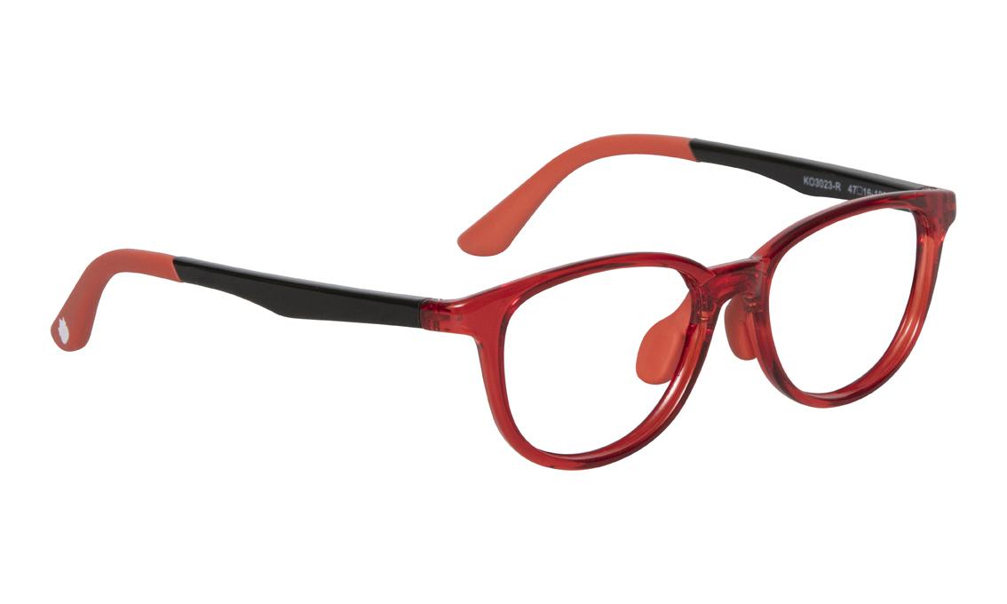 uglyfishoptics kids glasses KO3023_R_2