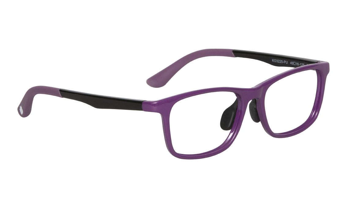 uglyfishoptics kids glasses KO3225_PU_2