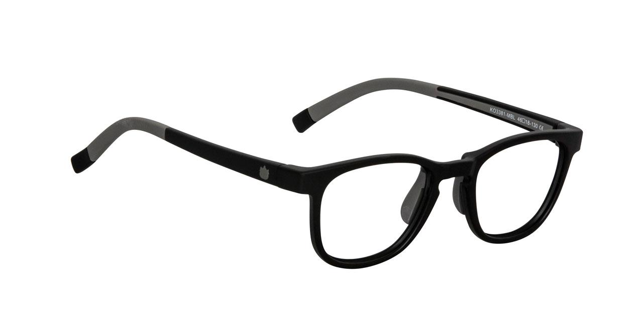 uglyfishoptics kids glasses KO3381_MBL1
