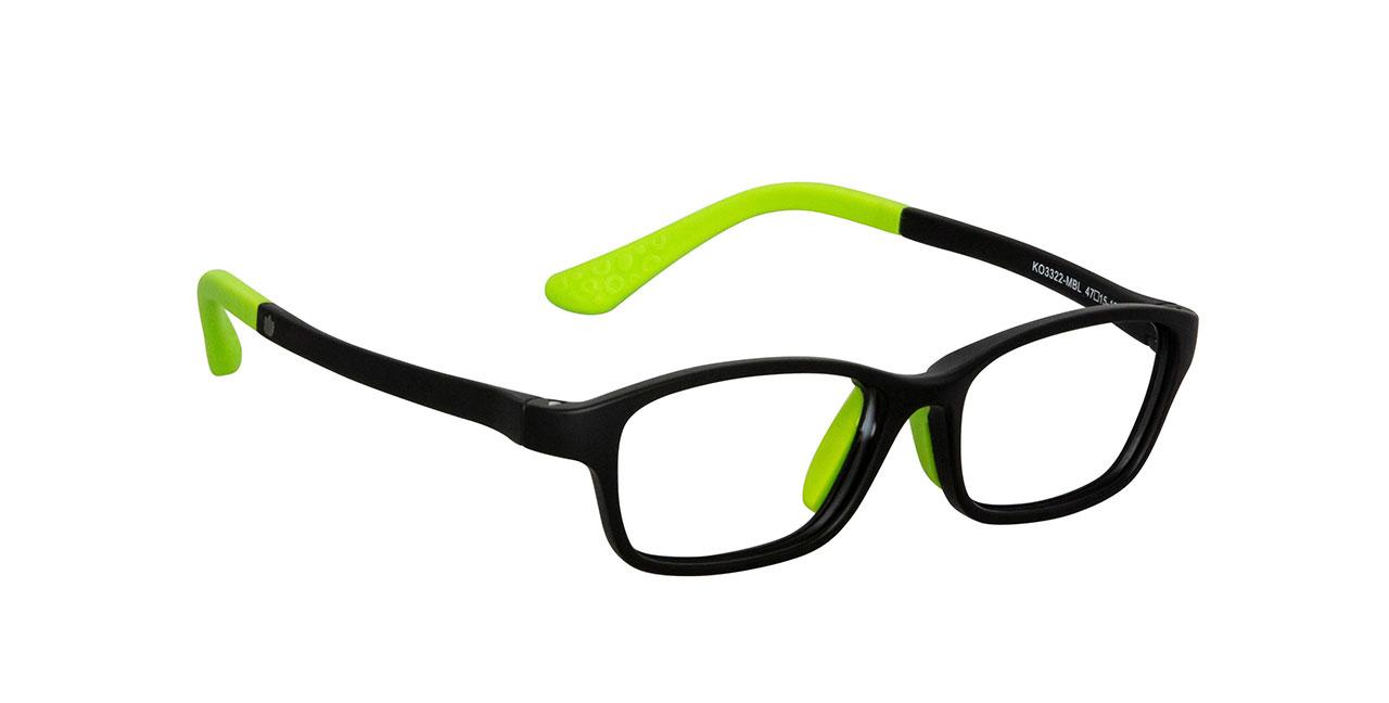KO4707_BL1 Kids Glasses